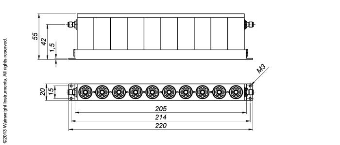 Typische Leistung – Wainwright Instruments