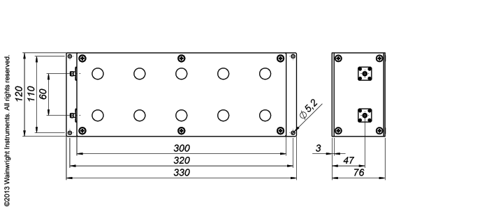 Band Pass Filters for LTE UL & DL Band 9 (1749 9-1879 9 MHz)